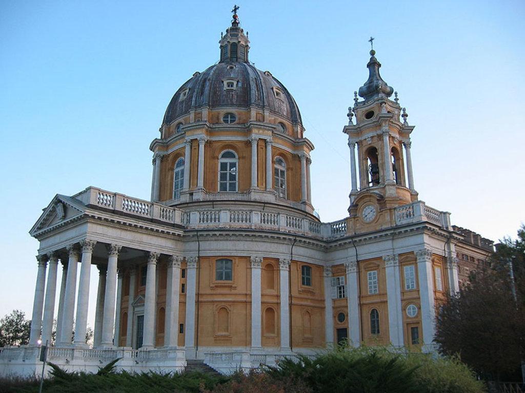 Basilica di Superga - By Rollopack (Own work)  , via Wikimedia Commons