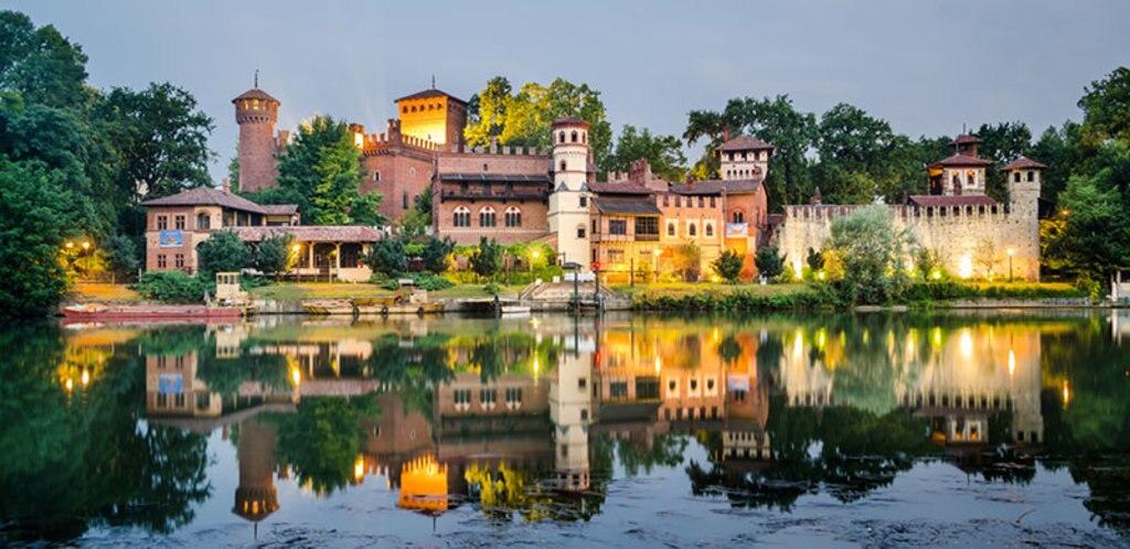 Il Borgo medievale nel Parco Valentino