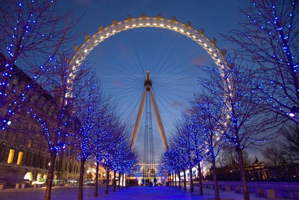 Il London Eye.By User:Diliff (Taken by user)  , via Wikimedia Commons
