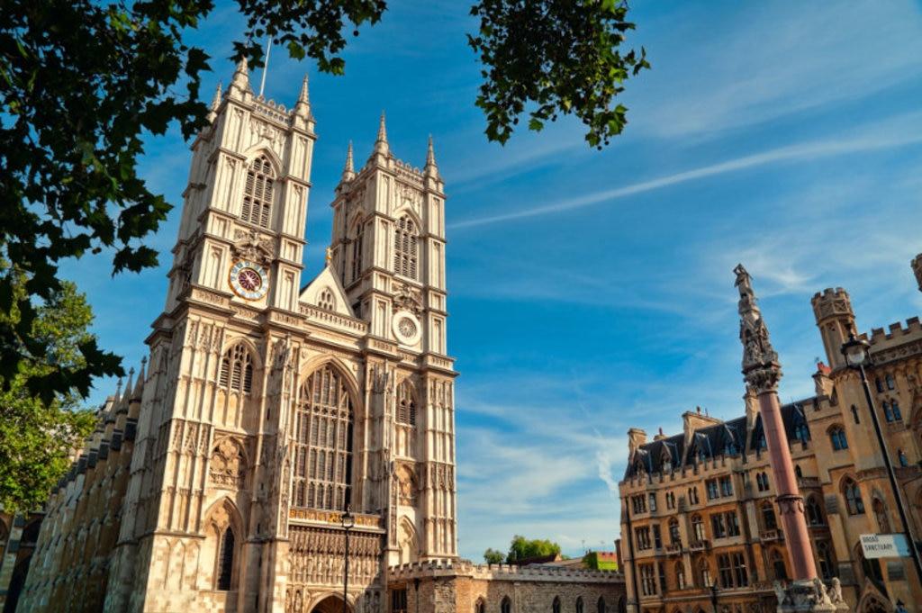 Uno scorcio dell'Abbazia di Westminster. Photo credit Shutterstock