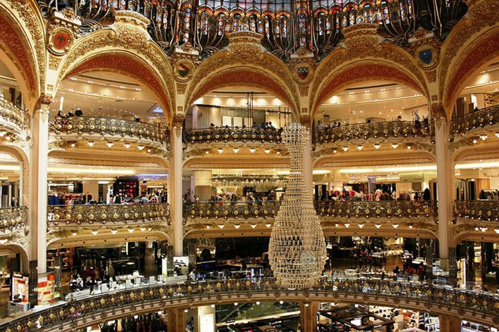 b5b40e2751b2 8 indirizzi per fare shopping a Parigi