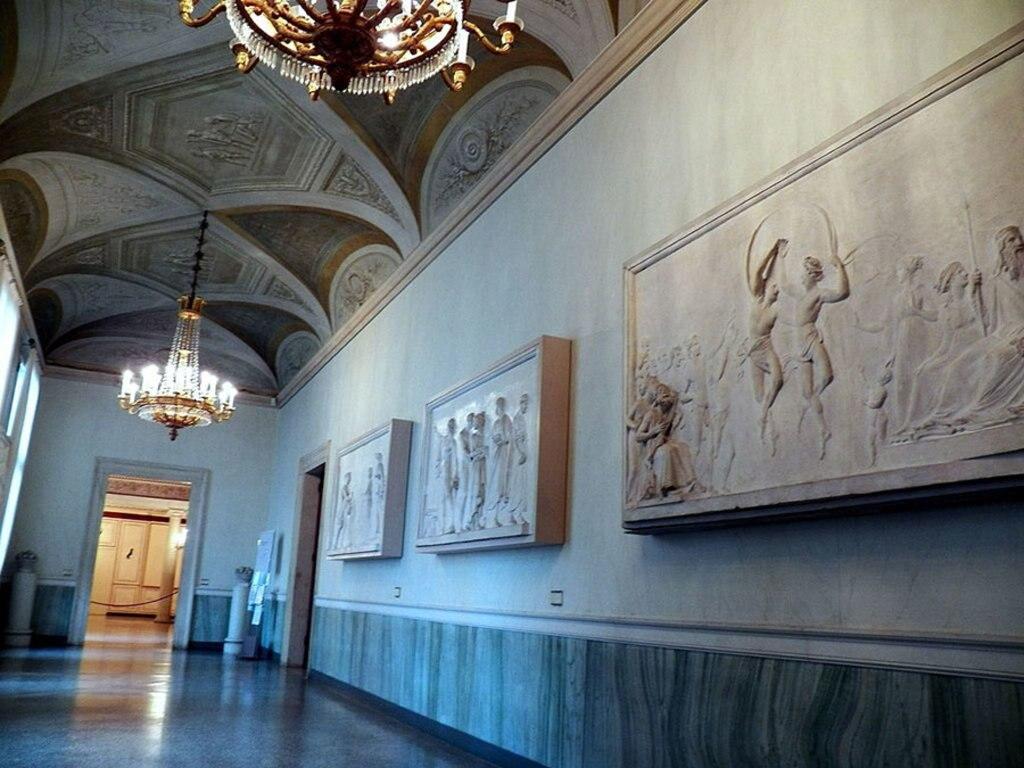 Il museo Correr ha di recente inaugurato tre nuove sale con opere restaurate di Antonio Canova. Di Alainauzas (Opera propria)  , attraverso Wikimedia Commons