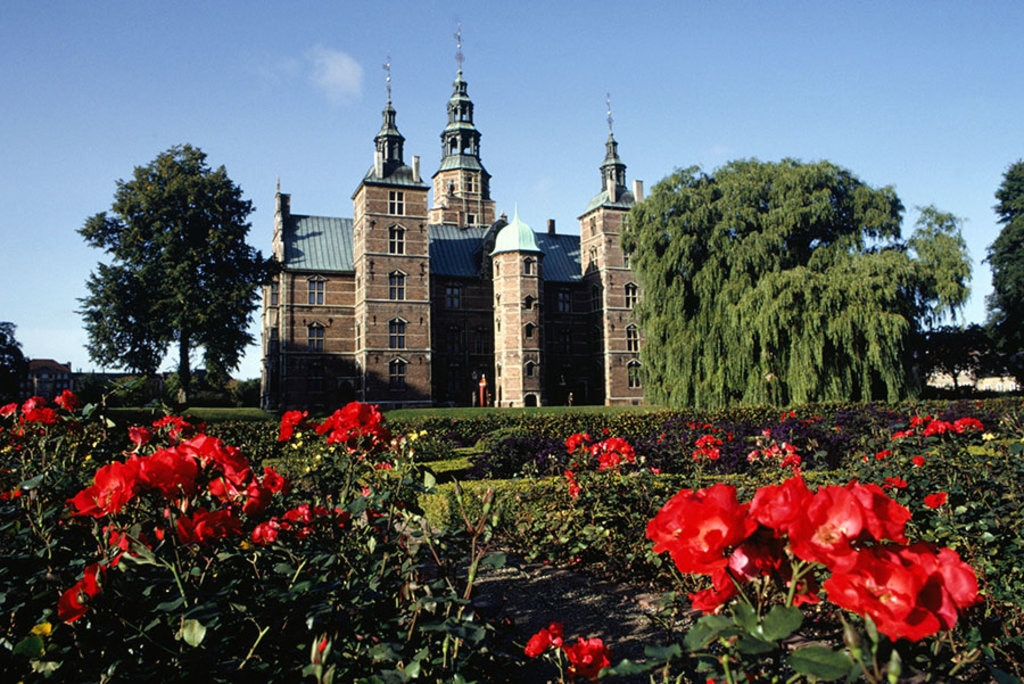 Il romantico Castello di Rosenborg. Photo credit Getty Images