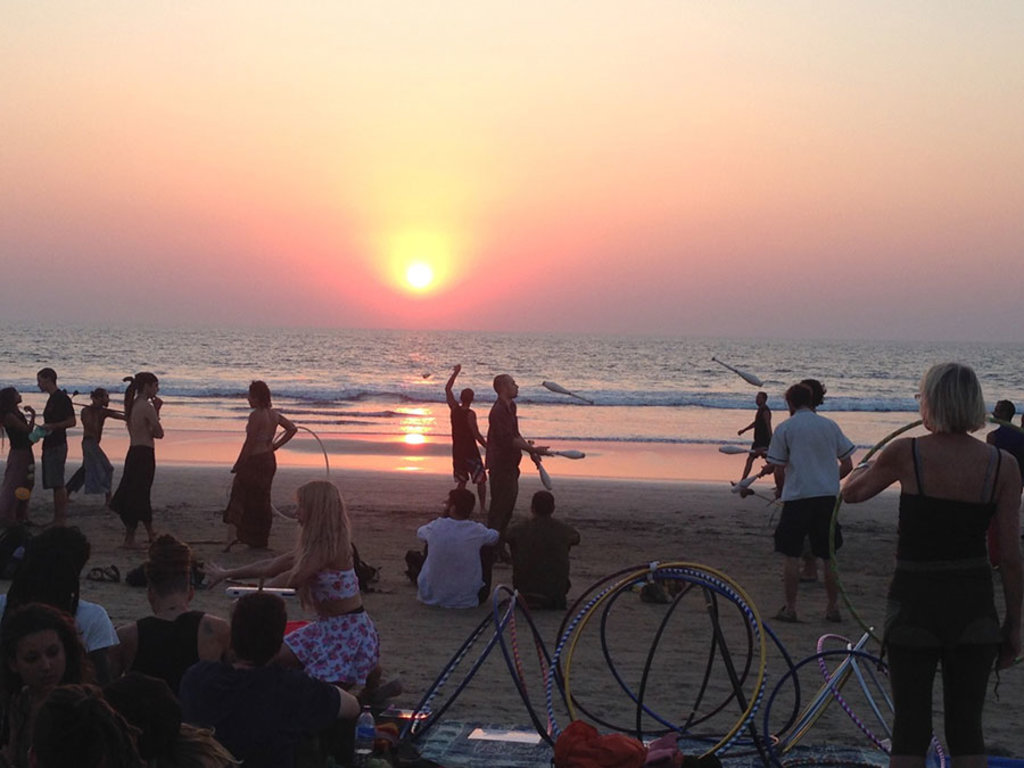 Luoghi di incontri in Goa