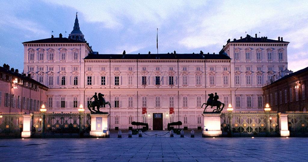 Giardini reali museotorino