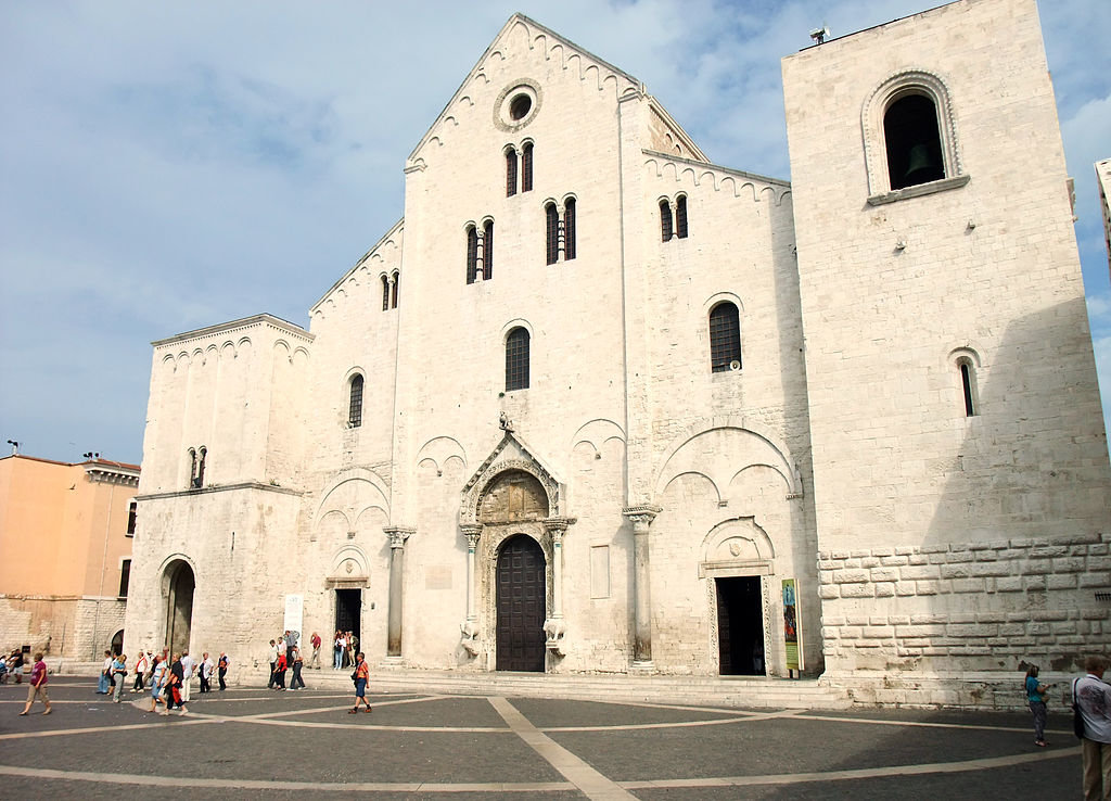 Cattedrale di San Nicola - By User:Nikater (Own work)  , via Wikimedia Commons