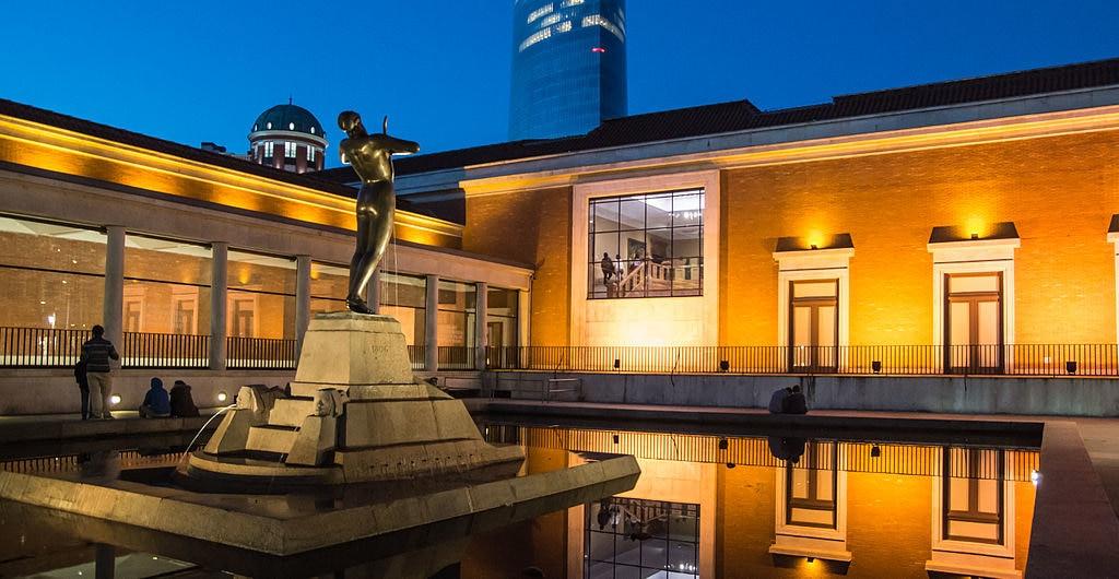 Museo delle Belle Arti a Bilbao - By Pedro J Pacheco (Own work)  , via Wikimedia Commons