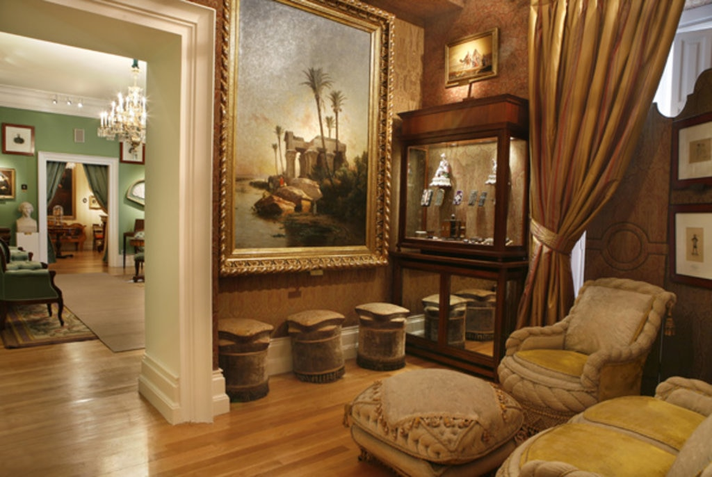 Museo del Romanticismo - Fumador - Sala XIX Fumador - By Paola di Meglio (photo)  , via Wikimedia Commons
