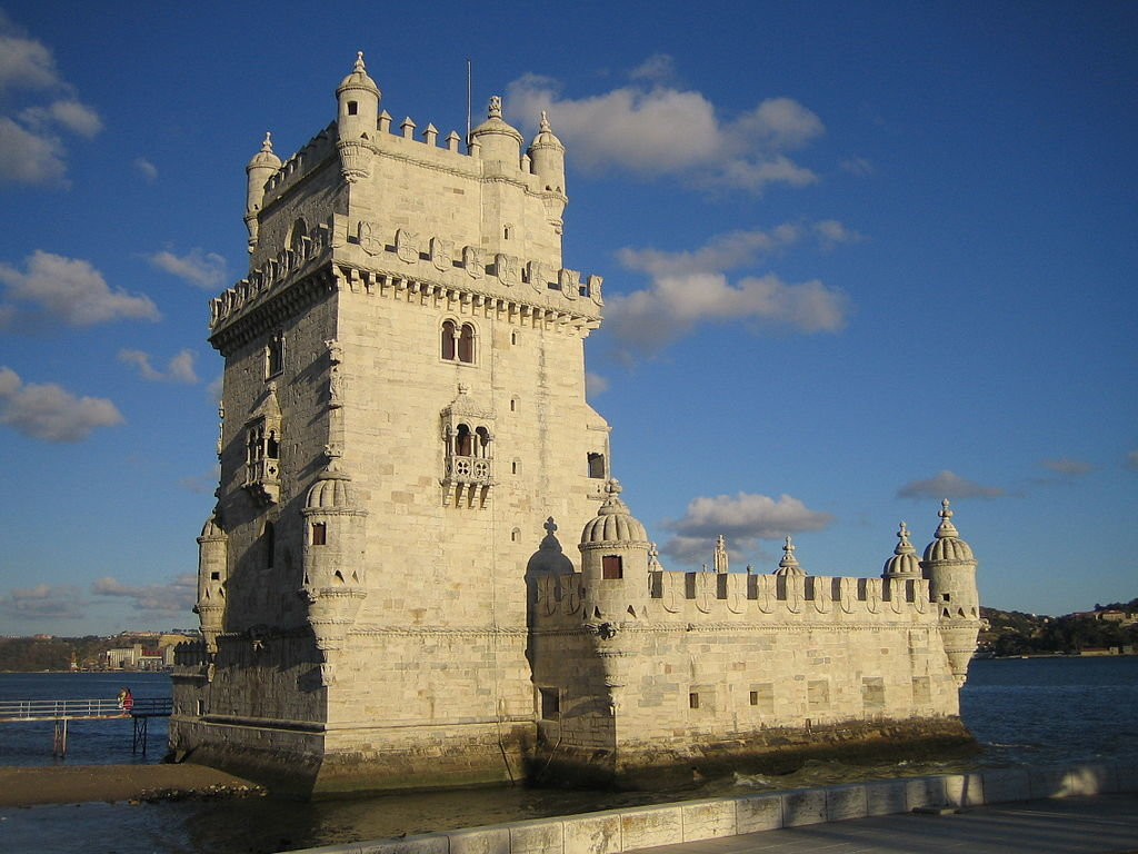 Torre del Belem - By Zero (Own work)  , via Wikimedia Commons