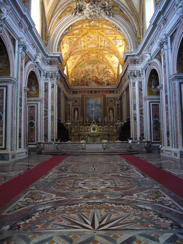 La Certosa di San Martino, Wikipedia  By Lalupa (Own work)  , via Wikimedia Commons