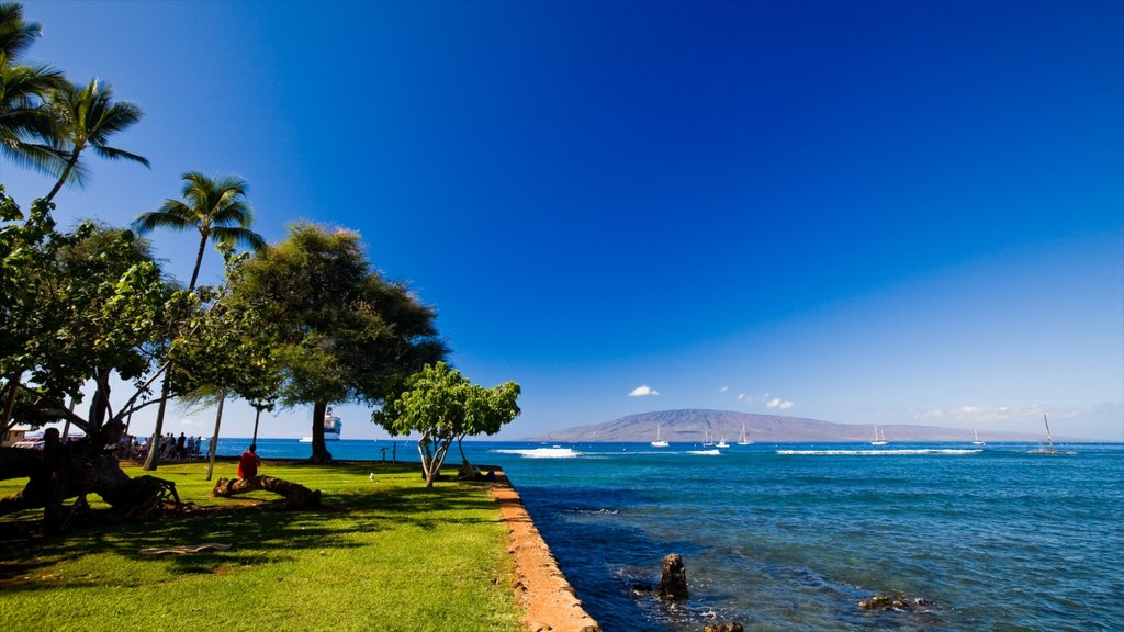 Lahaina which includes general coastal views