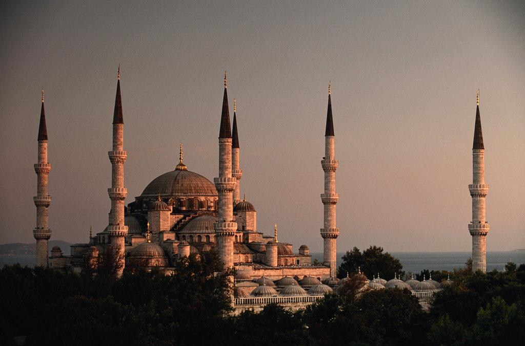 Mosche Blu di Istanbul - Getty Images