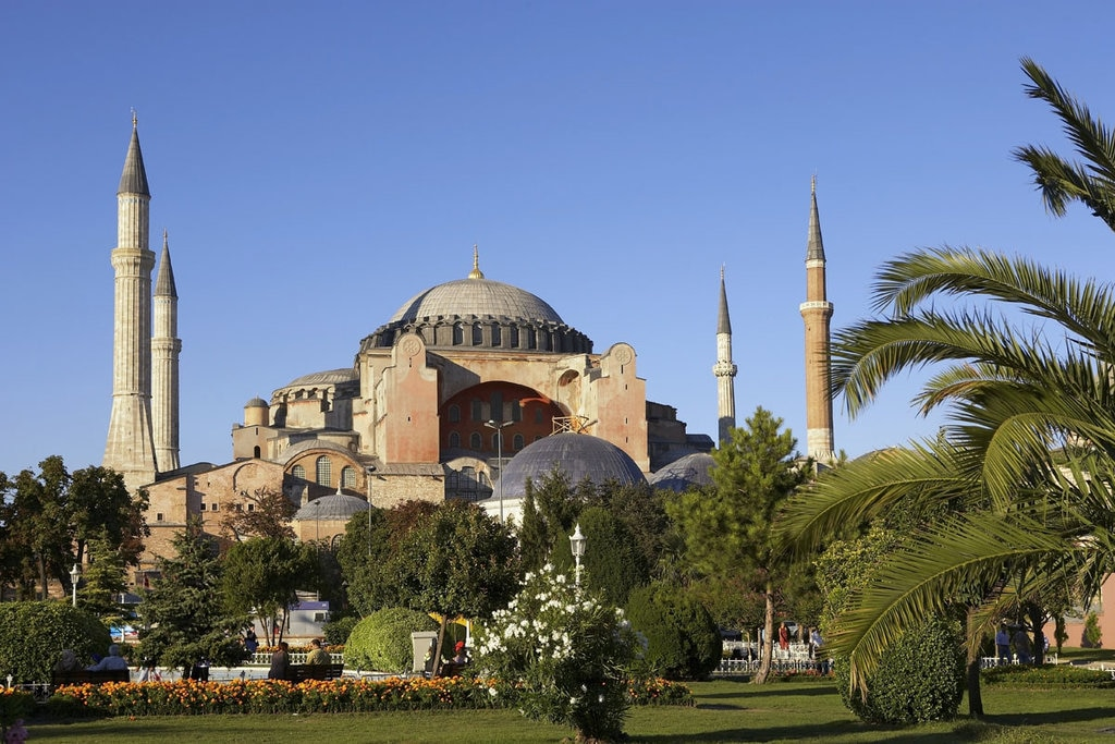 Hagia Sophia, Istanbul - Getty Images