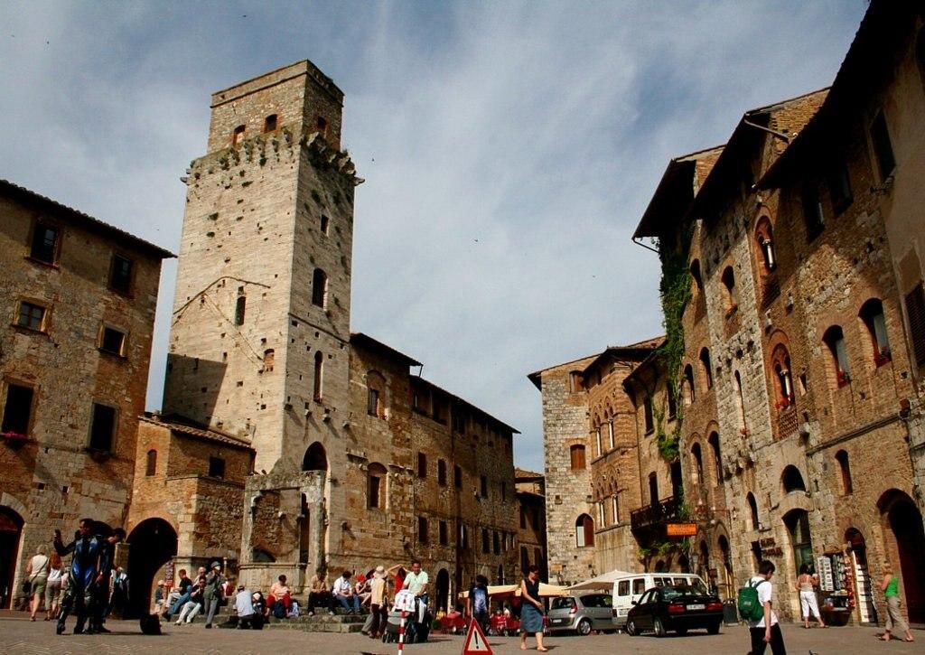 4 mete per un weekend romantico in Toscana