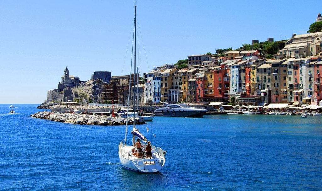7 idee per un weekend romantico in Liguria