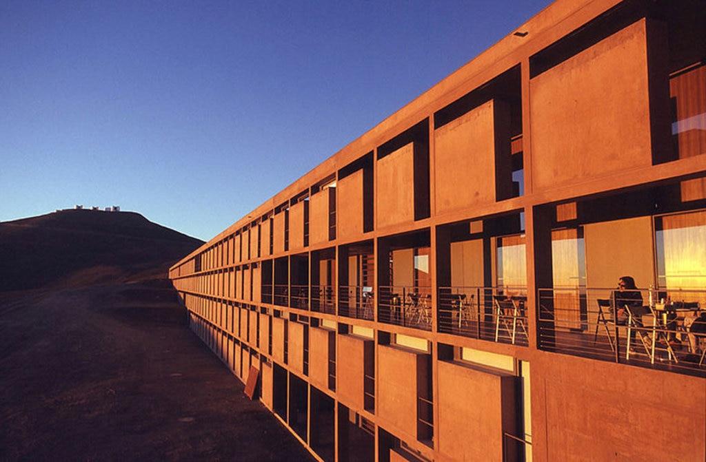 La residenza di design per gli scienziati dell'ESO nel Deserto di Atacama - By I. Werz-Rein -