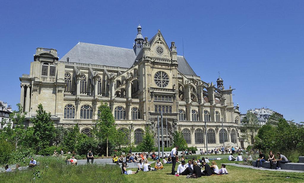 La mappa dei 20 imperdibili monumenti di parigi explore for Soggiornare a parigi