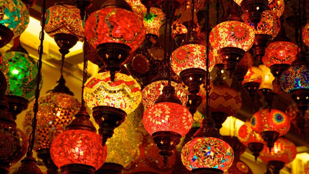 Arab Street District que incluye arte