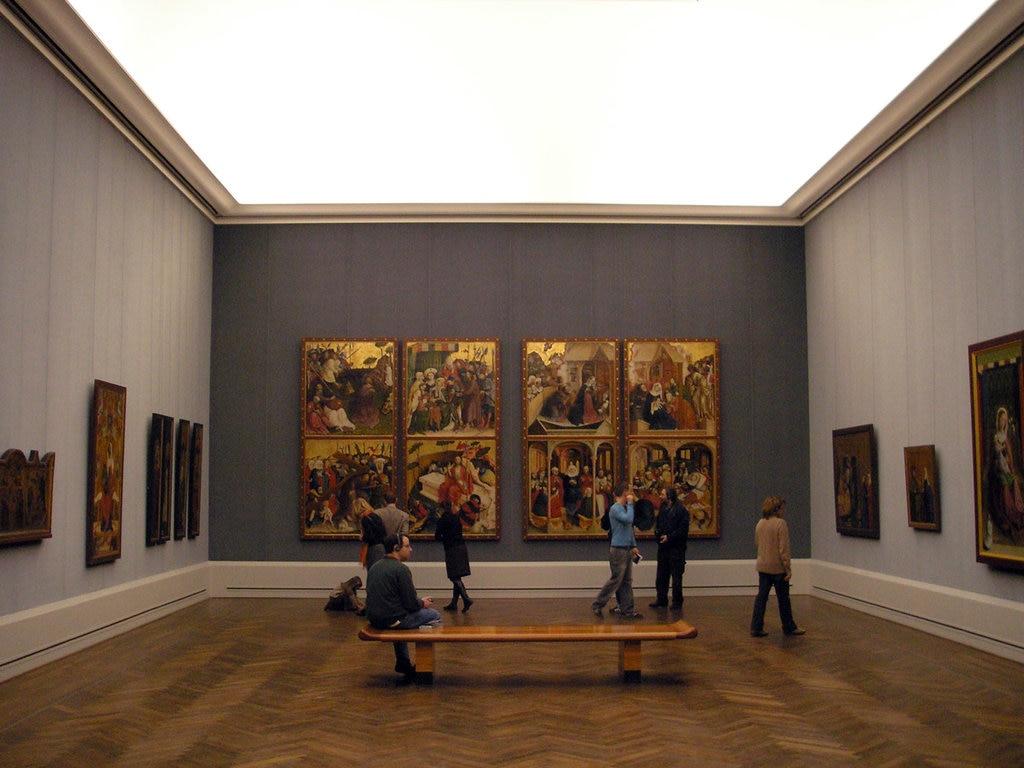 Berlino, Gemäldegalerie (Wikimedia Commons - https://upload.wikimedia.org/wikipedia/commons/4/43/Berlin_Gem%C3%A4ldegalerie_008.jpg)