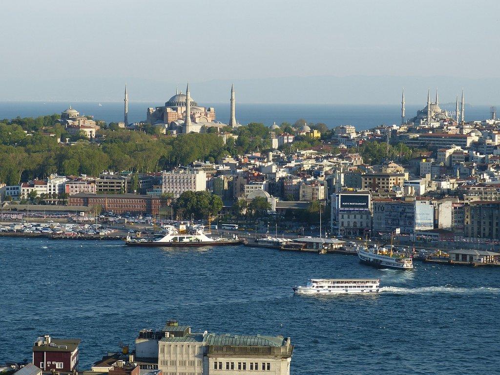 Il Bosforo a Istanbul