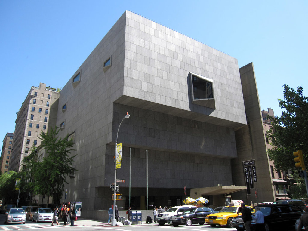 New York. Whitney Museum of American Art By Gryffindor (Own work)  , via Wikimedia Commons