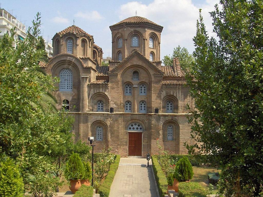 La chiesa di Panagia Chalkeon - Di Konstantinos Stampoulis (el:User:Geraki) - Opera propria, CC BY-SA 2.5-2.0-1.0, https://commons.wikimedia.org/w/index.php?curid=2691939