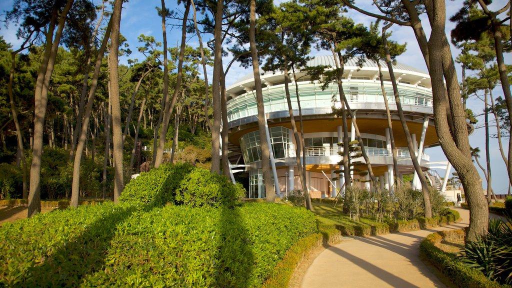 Casa Nurimaru APEC ofreciendo arquitectura moderna y un jardín