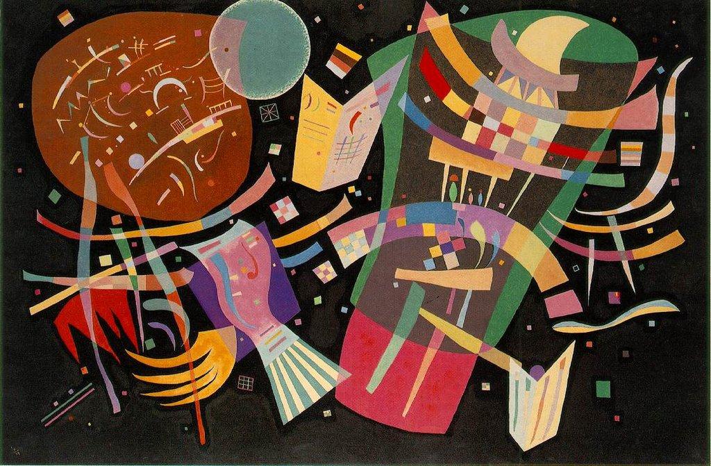 Opere Kandinsky: i 15 quadri più belli