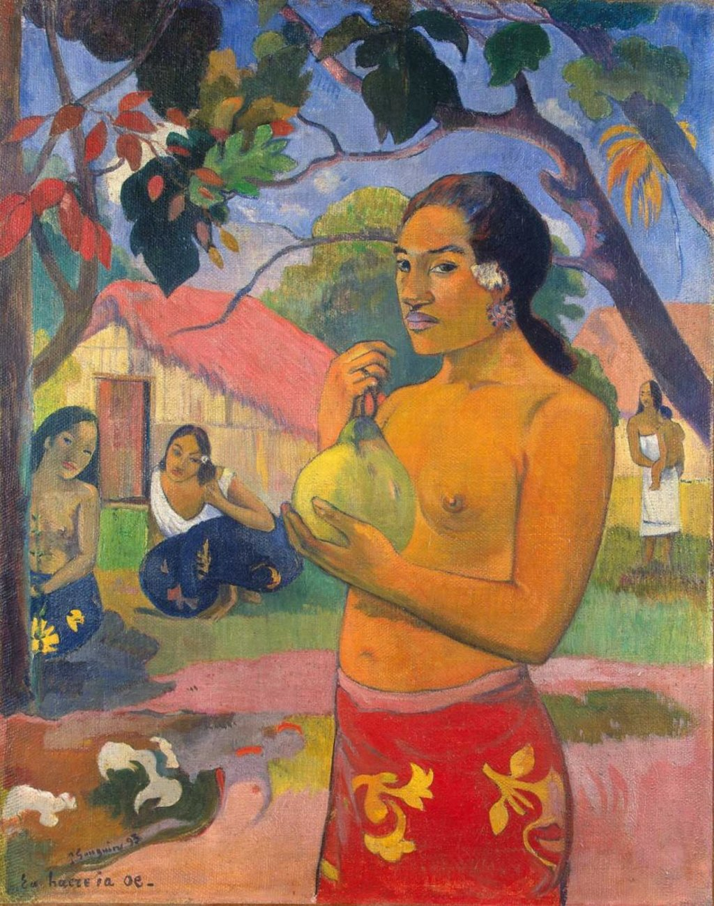 By Paul Gauguin - 1. The Yorck Project: 10.000 Meisterwerke der Malerei. DVD-ROM, 2002. ISBN 3936122202. Distributed by DIRECTMEDIA Publishing GmbH.2./4. Arthermitage3. Hermitage Torrent5. The Hermitage, St. Petersburg, Public Domain, https://commons.wikimedia.org/w/index.php?curid=151410