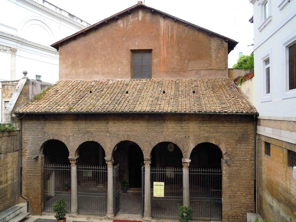 15 Architetti Famosi le 15 più belle chiese di roma