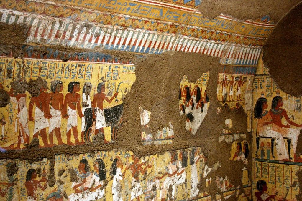 Le pitture della Cappella di Maia - foto dell'autrice - https://www.flickr.com/photos/155545126@N07/36797134331/in/album-72157688373828955/