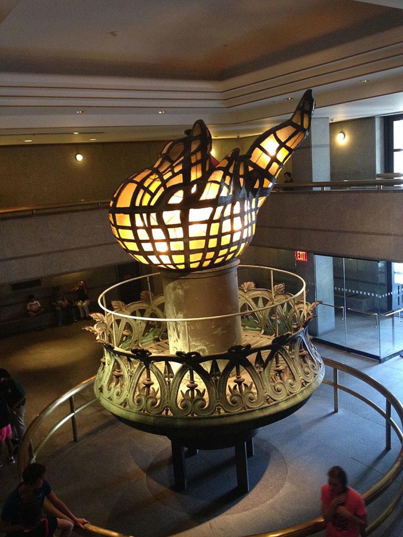 Statua della libert 15 cose da sapere sul simbolo di new for Dove soggiornare a new york