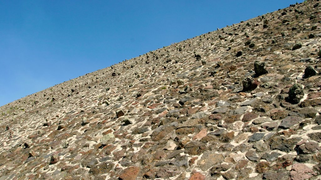 Teotihuacan which includes a ruin