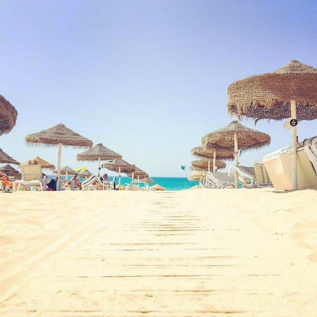Praia da Morena - Costa da Caparica