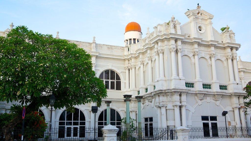 Museo Estatal de Penang que incluye patrimonio de arquitectura