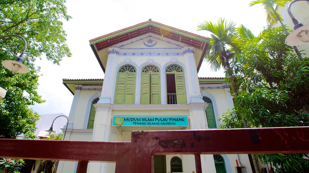 Penang Islamic Museum featuring religious elements