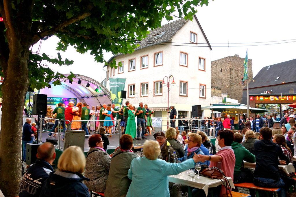 Fête du vin de Rüdesheim