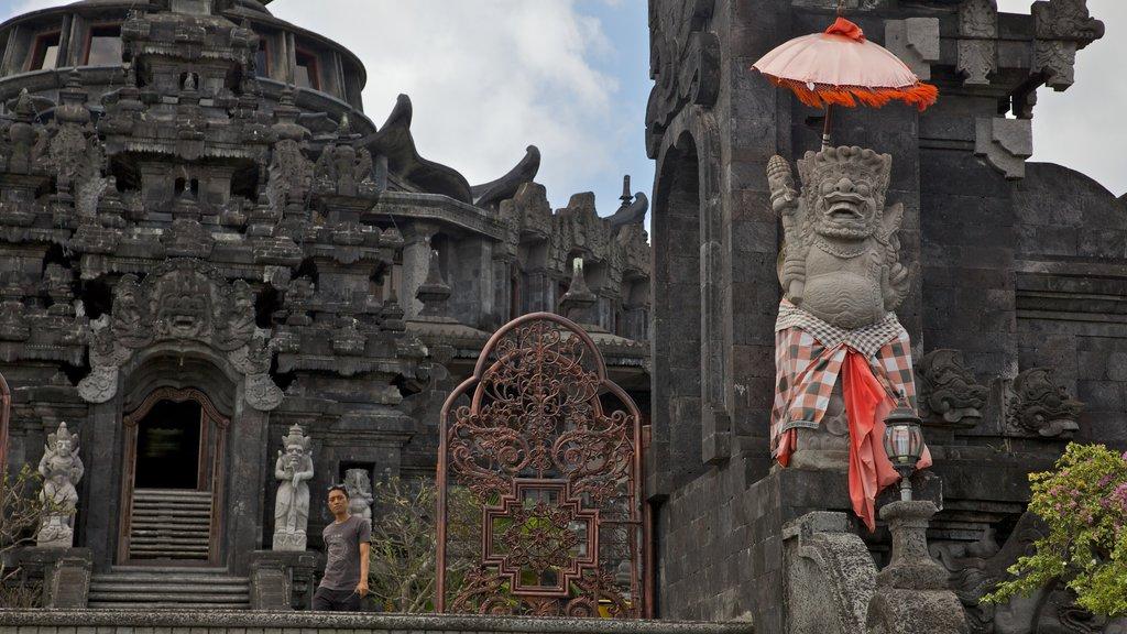 Monumento Bajra Sandhi ofreciendo un templo o lugar de culto y elementos religiosos