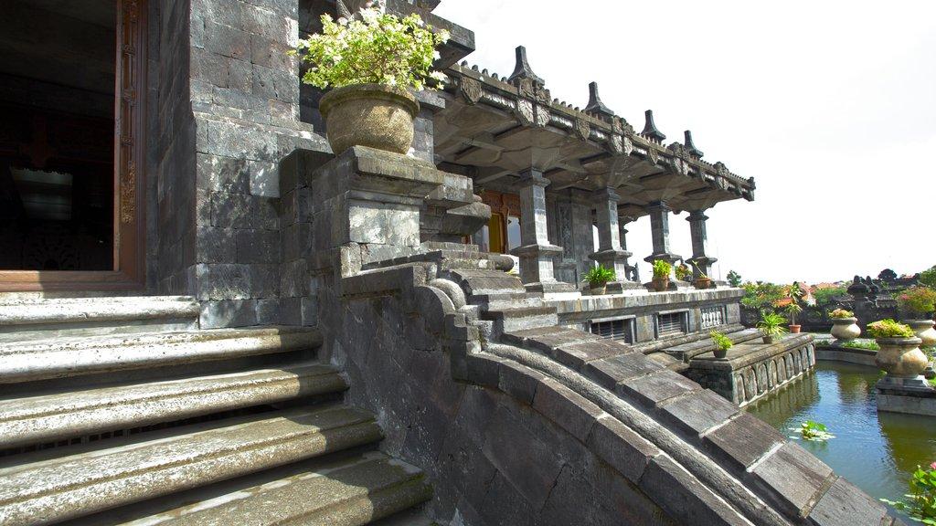 Bajra Sandhi Monument showing heritage architecture