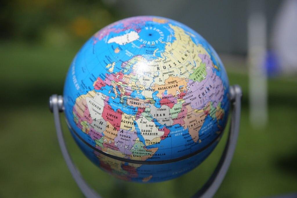 globe monde