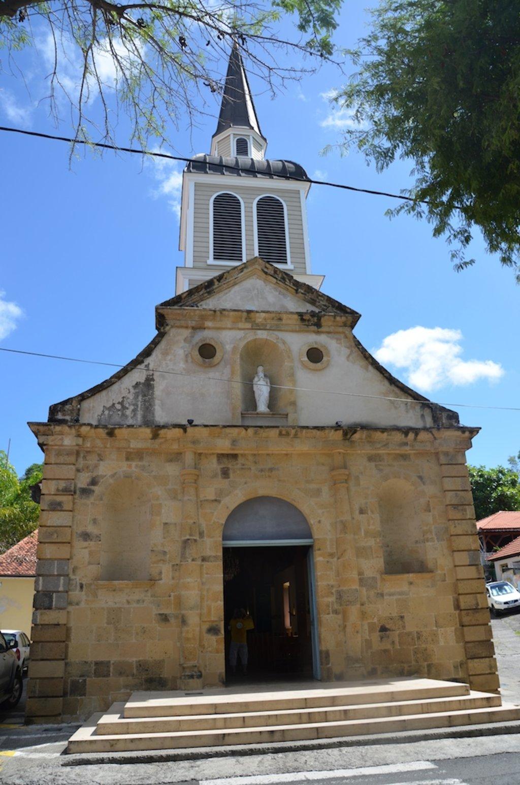 Sainte anne église