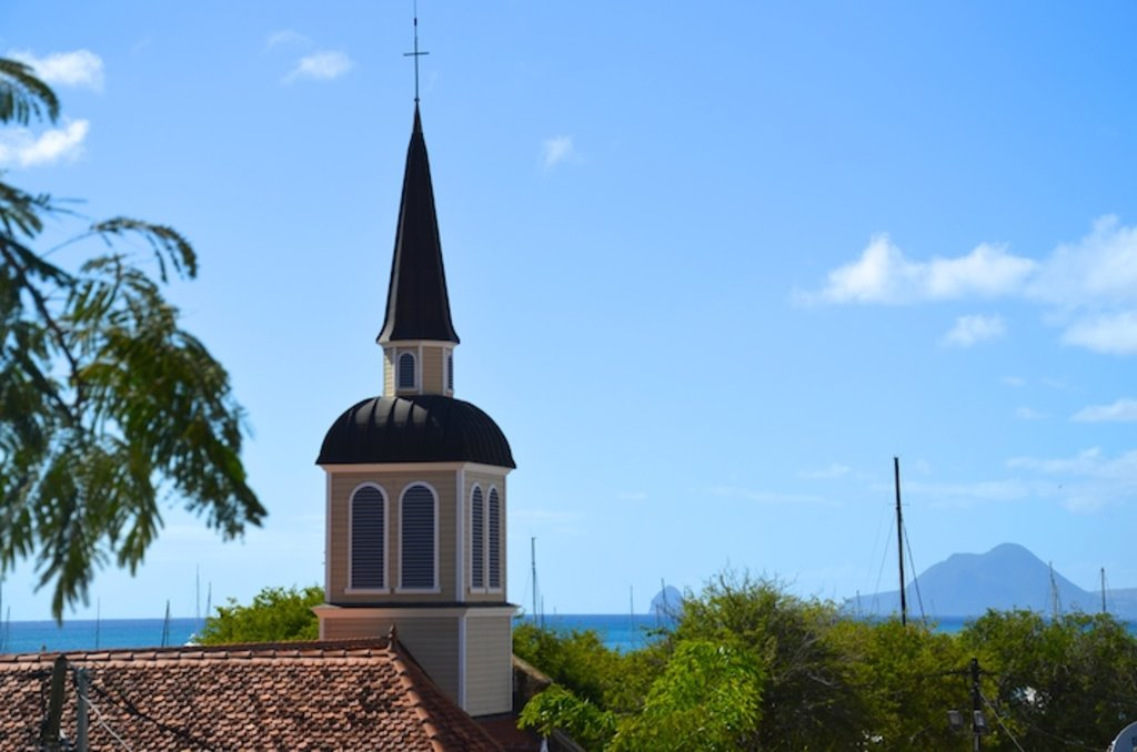 sainte Anne martinique