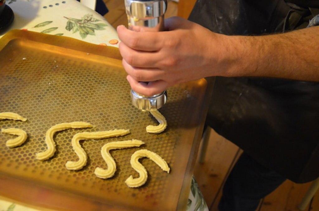 gâteaux de noel bredele