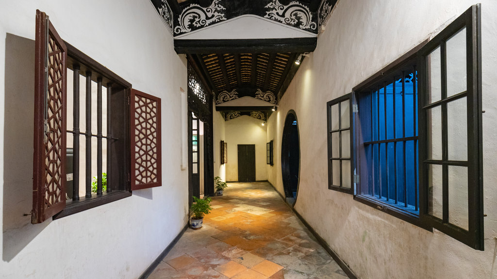 Mandarin\'s House which includes interior views