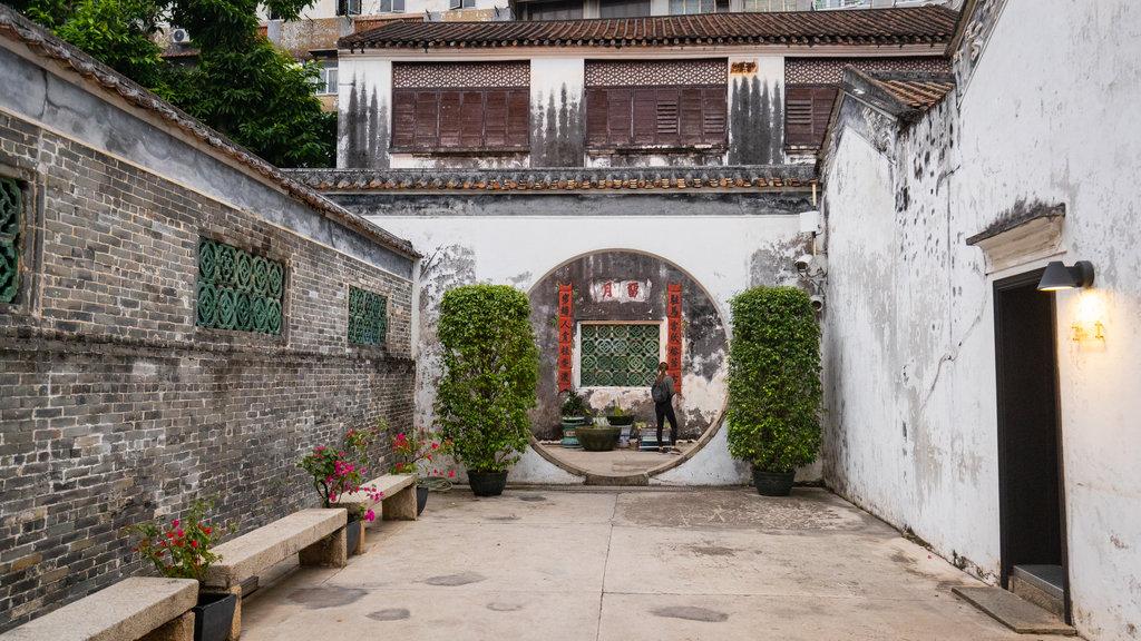 Mandarin\'s House showing heritage elements