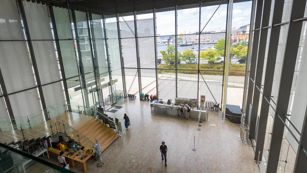Kyushu and Okinawa featuring interior views