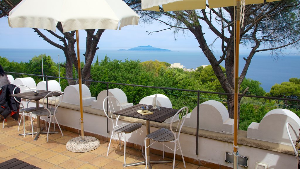 Villa San Michele which includes island views and general coastal views
