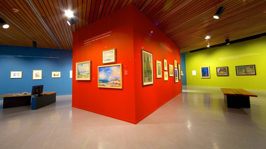 Art Gallery of Greater Victoria featuring art