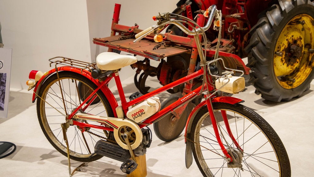 Museo de Historia de Hokkaido mostrando vistas interiores y elementos del patrimonio