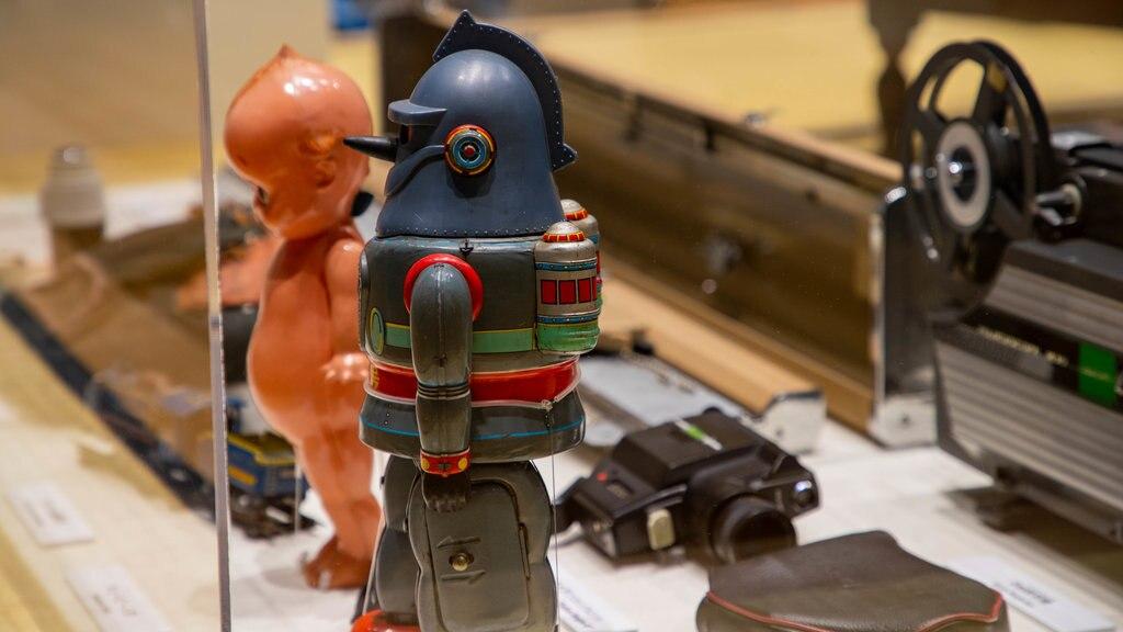 Museo de Historia de Hokkaido ofreciendo elementos del patrimonio